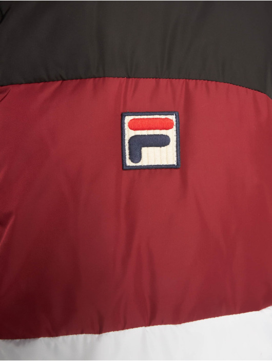 FILA Puffer Jacket Neo Colour Blocked schwarz