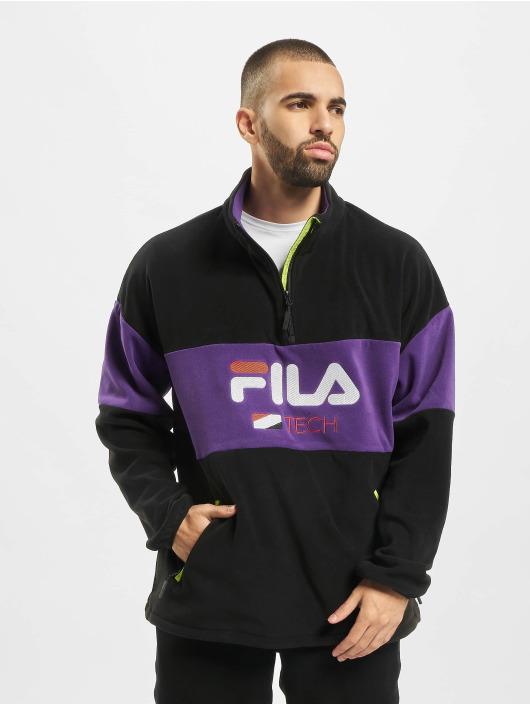 FILA Pullover Urban Line Half Zip Fleece black