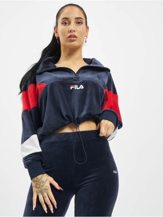 FILA Pullover Bianco Bellini blue