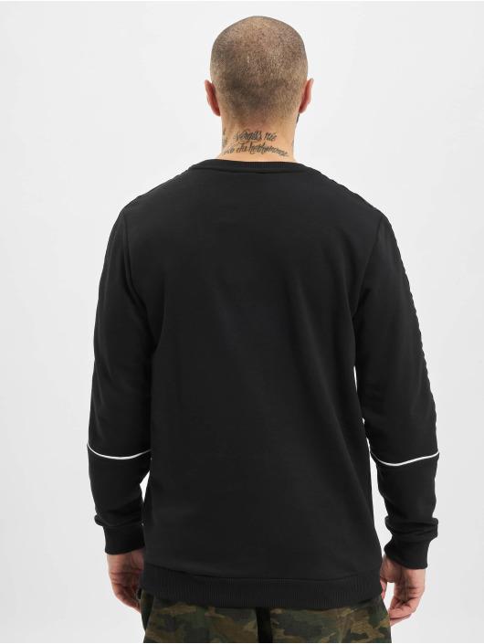 FILA Pullover Bianco Teom schwarz