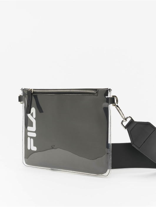 FILA Sac Transparent noir
