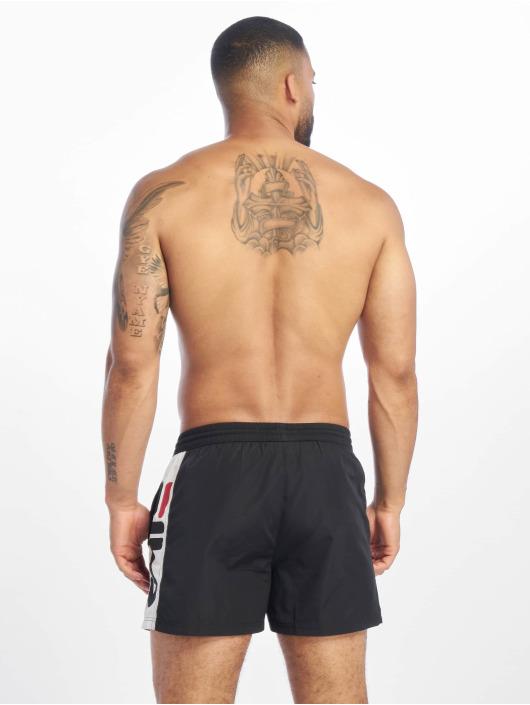 Fila Urban Line Safi Swim Shorts BlackBright White