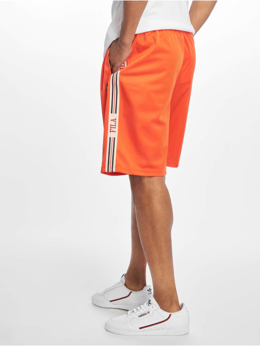 FILA Shorts Urban Line Josh Long orange