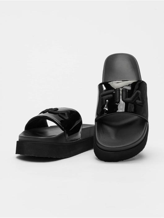 0af0d7db6f6 FILA schoen / Slipper/Sandaal Heritage Morro Bay Zeppa F in zwart 633686
