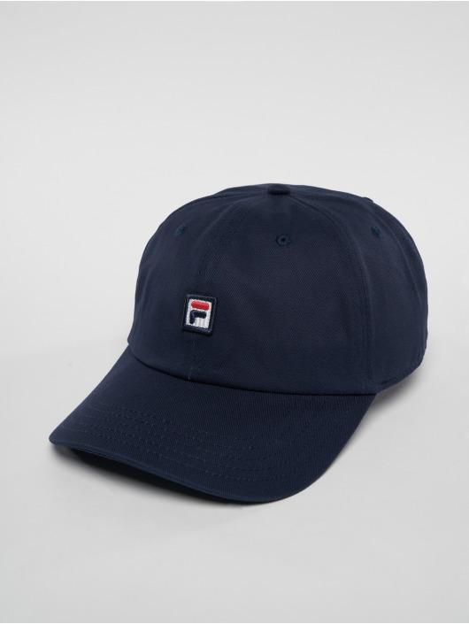 FILA Snapback Cap Dad blau
