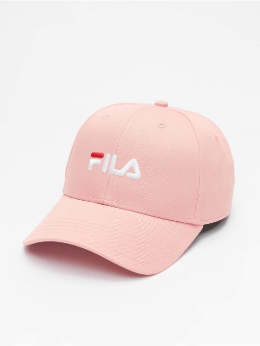 FILA Snapback Cap Logo rose
