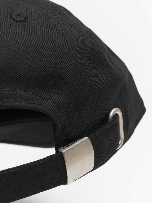 FILA Snapback Caps Urban Line Basic Linear Dad czarny