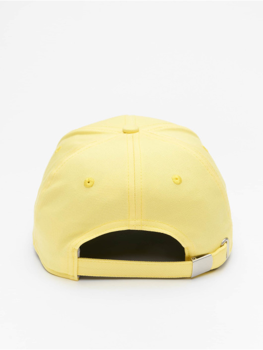 FILA Snapback Caps Logo gul