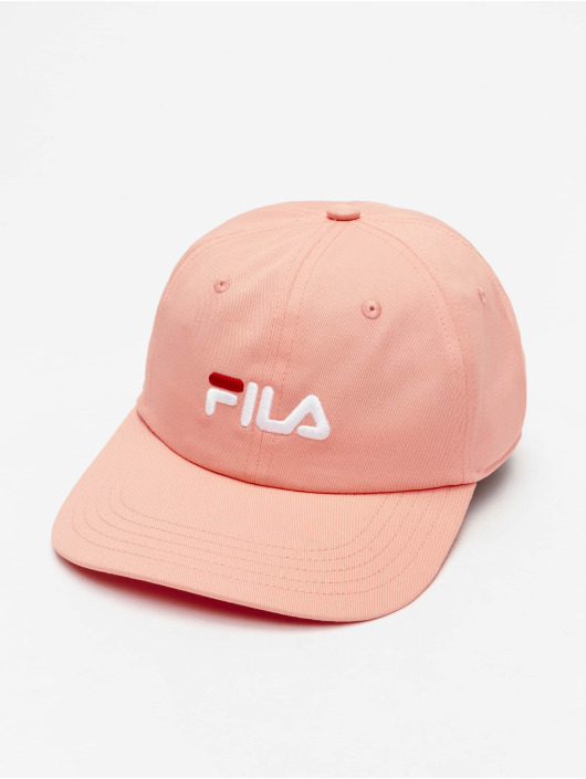 FILA Snapback Caps Urban Line Basic Linear pink