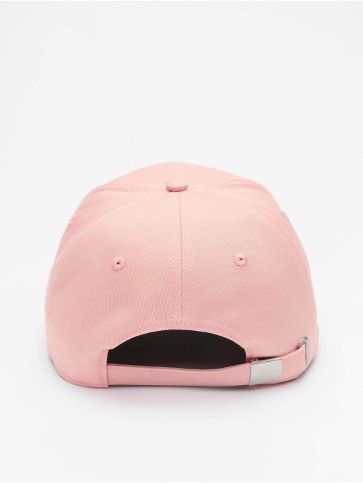FILA Snapback Caps Logo rózowy