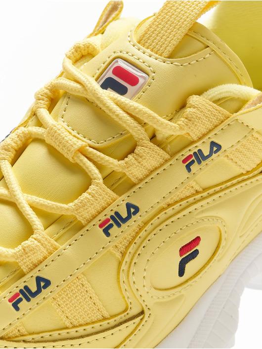 FILA Sneaker Heritage D-Formation gelb
