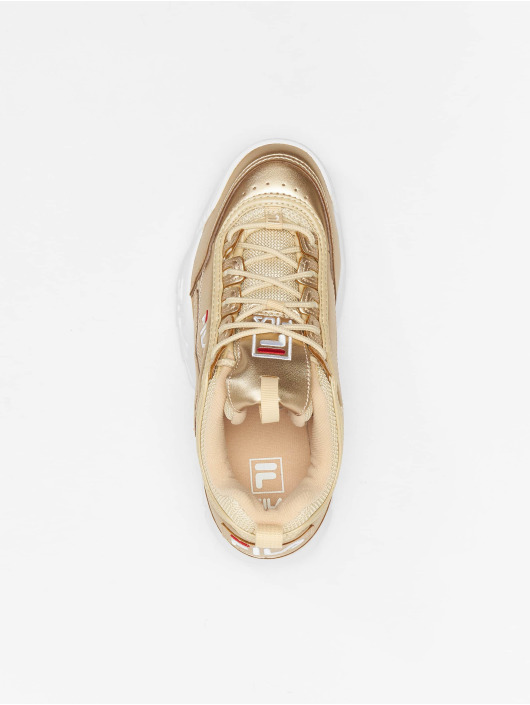 FILA Sneaker Heritage Disruptor MM goldfarben