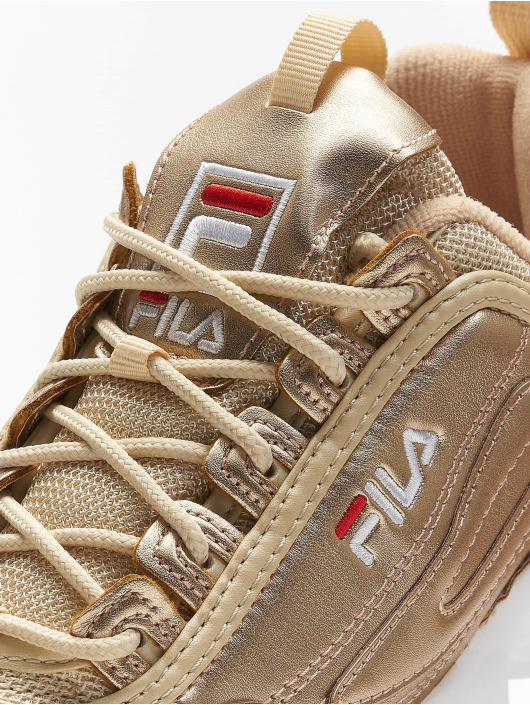 FILA sneaker Heritage Disruptor MM goud