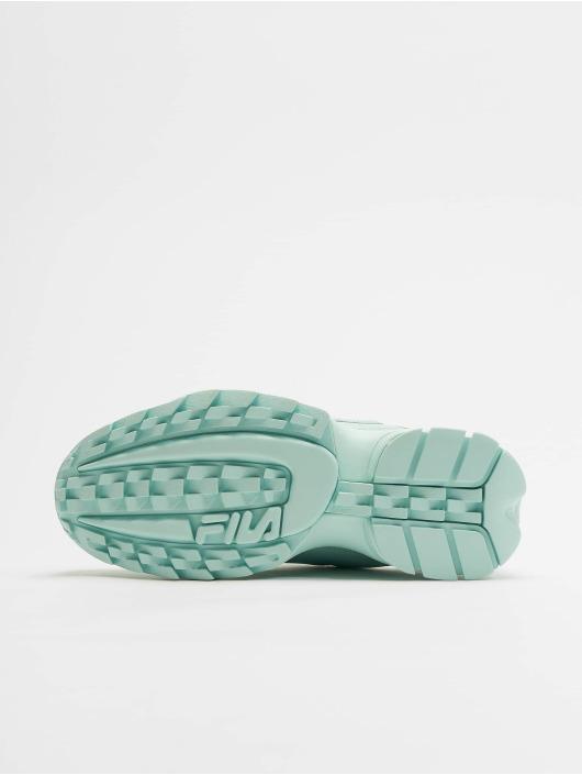 FILA Sneaker Heritage Disruptor Low grün