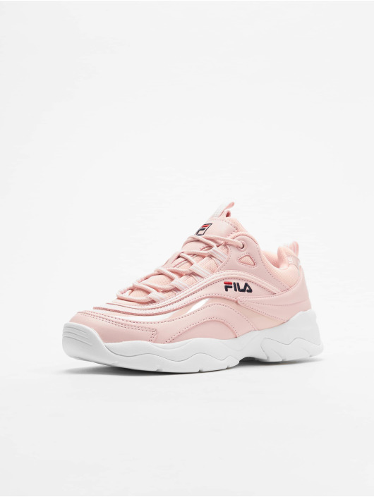 Fila Heritage Ray F Low Sneakers Chalk Pink