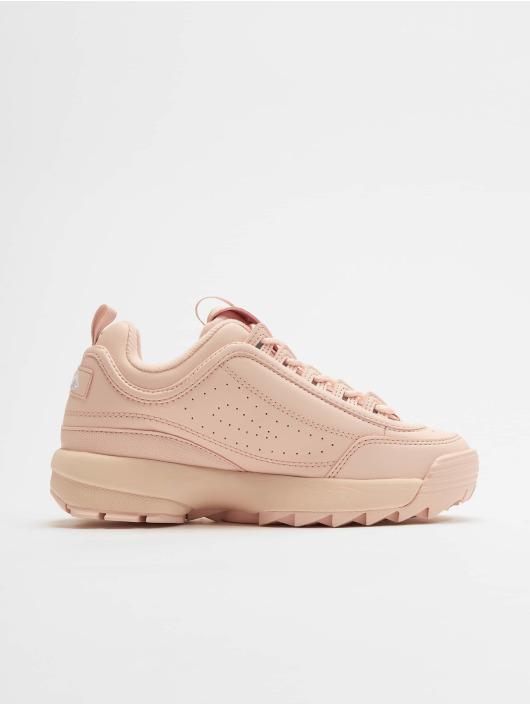 FILA Sneaker Heritage Disruptor Low rosa