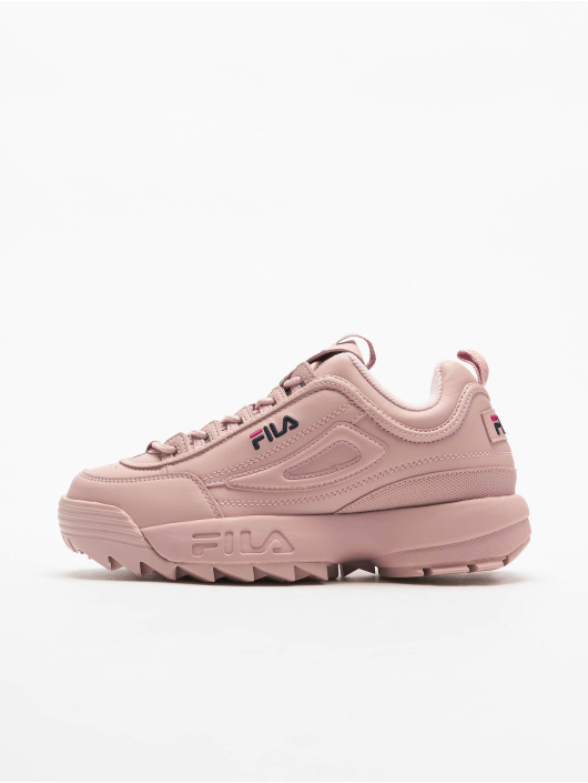 FILA Sneaker Heritage Disruptor M rosa