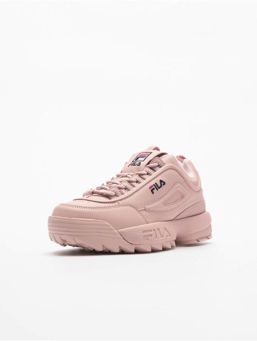 Fila Heritage Disruptor M Sneakers Rose Smoke