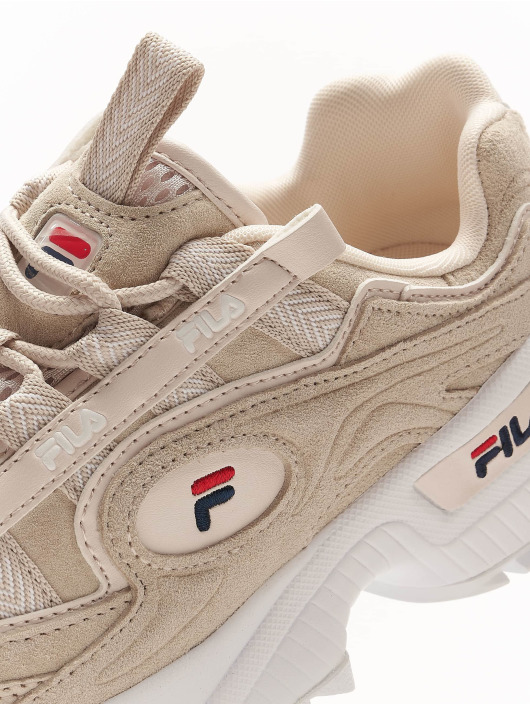 FILA Sneaker Heritage D-Formation S rosa