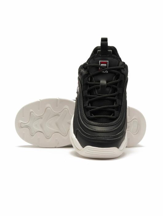 FILA Sneaker Ray Low schwarz