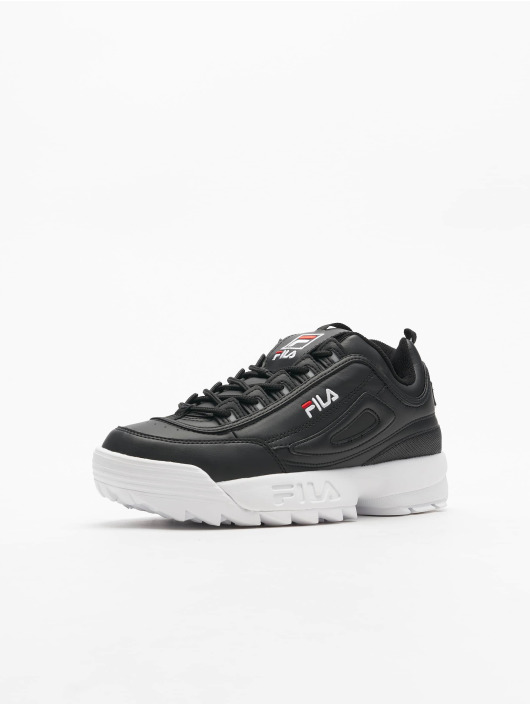 FILA Heritage Disruptor Low Sneakers Black