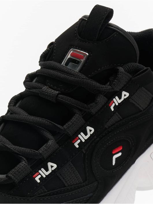 FILA Sneaker Heritage D-Formation schwarz