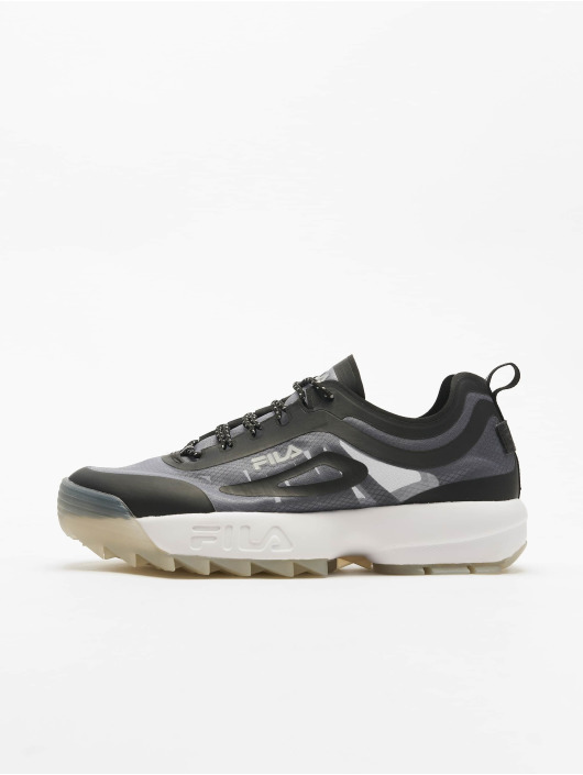 FILA Sneaker Heritage Disruptor Run schwarz