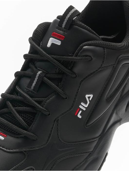 FILA Sneaker Bianco Melody schwarz