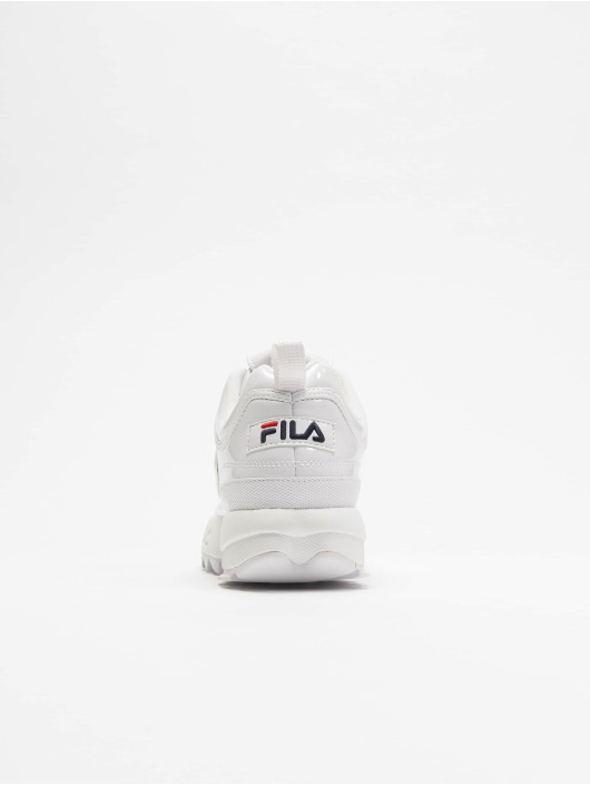 FILA Sneaker Heritage Disruptor M weiß
