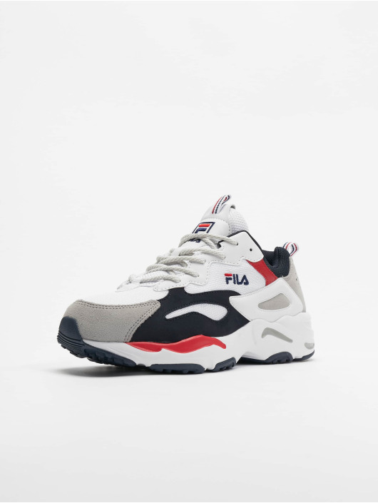 FILA Sneaker Heritage Ray Tracer weiß