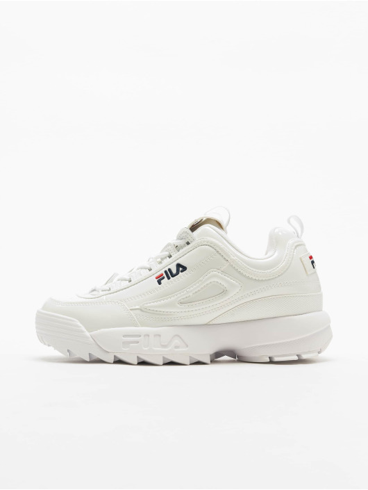Fila Heritage Disruptor P Low Sneakers White