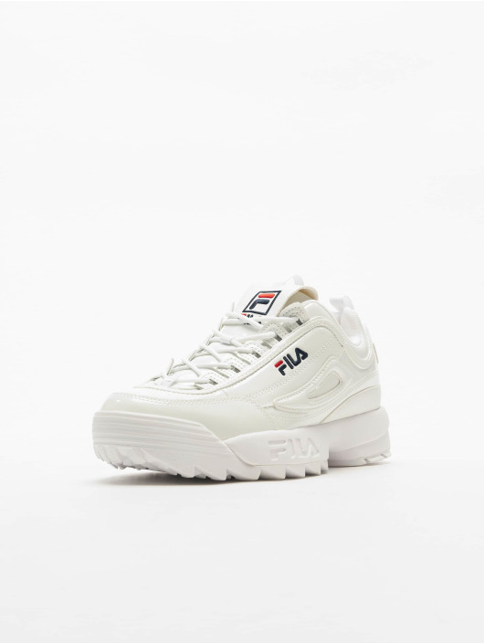 FILA Sneaker Heritage Disruptor P Low weiß