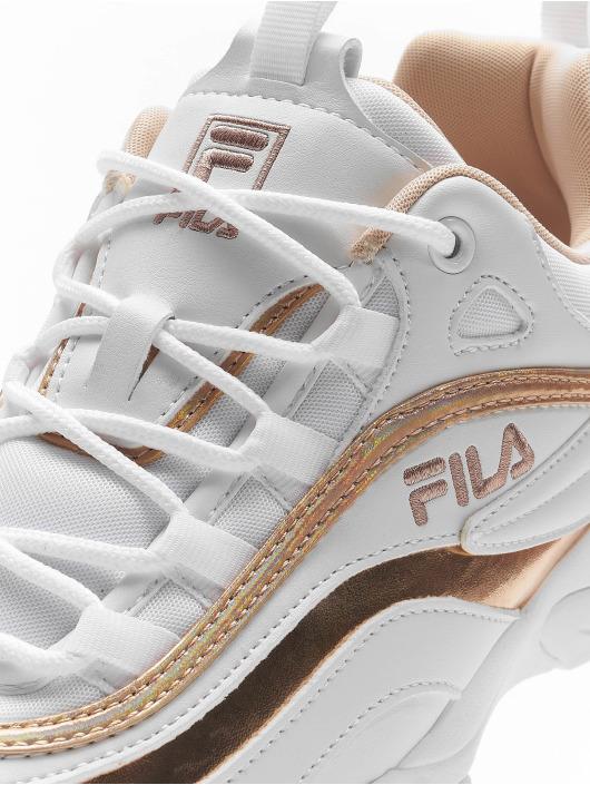 FILA Sneaker Heritage Ray M Low weiß