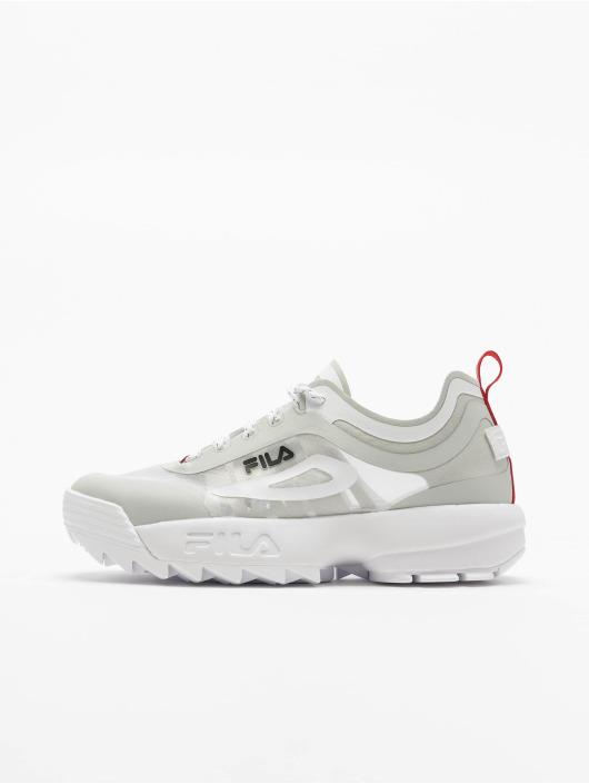 FILA Sneaker Heritage Disruptor Run weiß