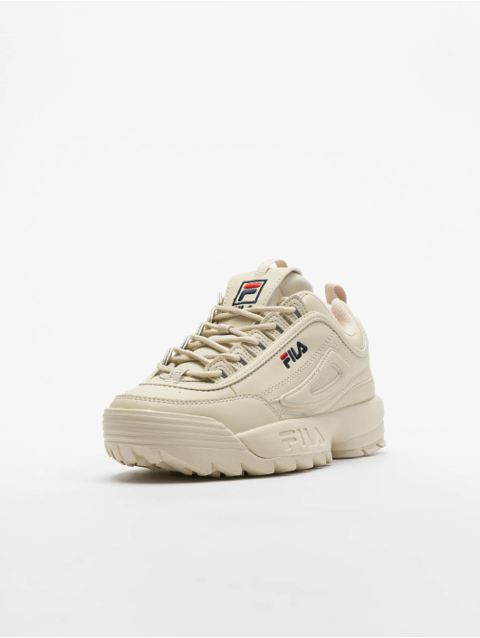FILA Sneakers Heritage Disruptor Low béžová