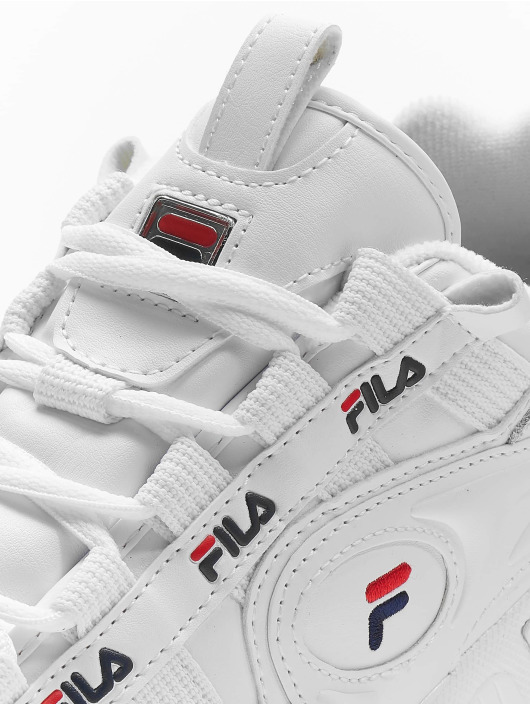 FILA Sneakers D Formation bialy