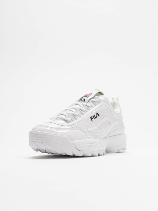 FILA Sneakers Heritage Disruptor M bialy