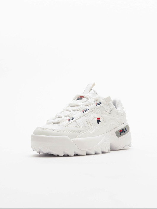 FILA Sneakers Heritage D-Formation bialy