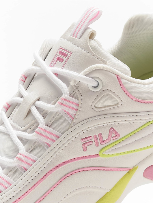 FILA Sneakers Heritage Ray Lines bialy