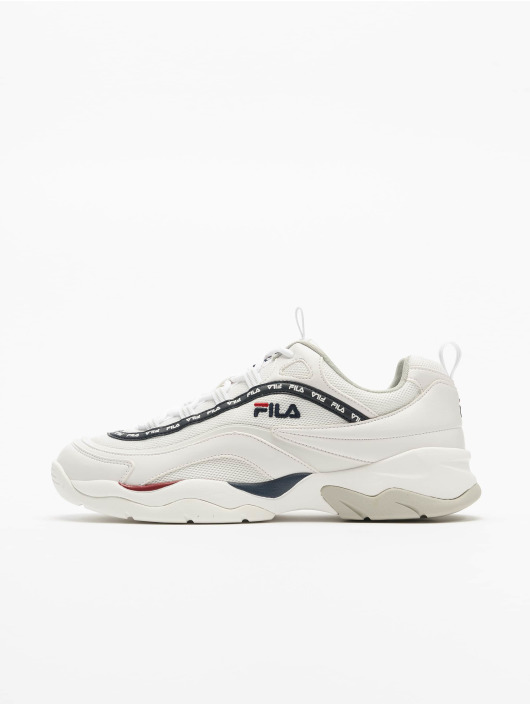 FILA Sneakers Heritage Ray Mesh bialy