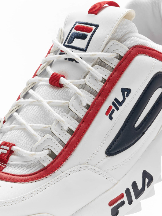 FILA Sneakers Heritage Disruptor CB Low bialy