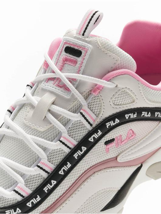 FILA Sneakers Heritage Ray Mesh biela