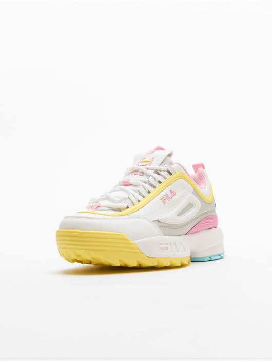 FILA Sneakers Heritage Disruptor CB biela