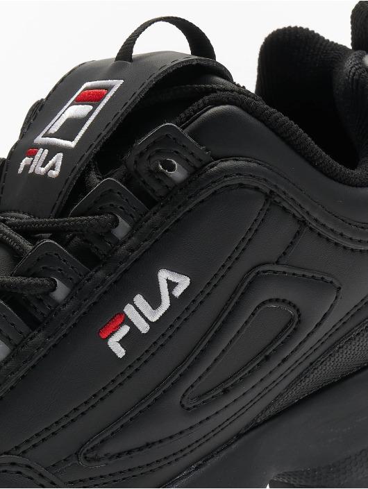 FILA Sneakers Heritage Disruptor Low black