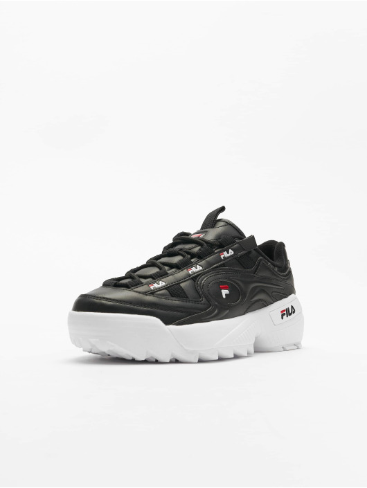 FILA Sneakers Heritage D-Formation black