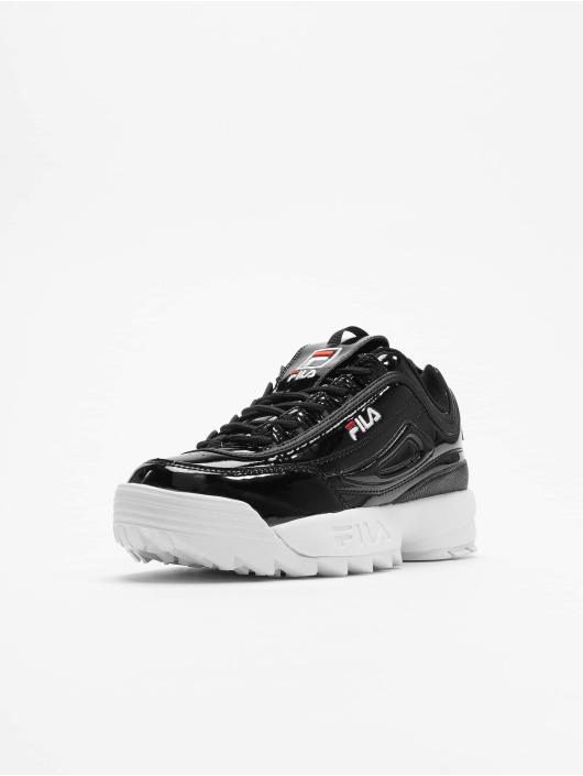 FILA Sneakers Heritage Disruptor M czarny
