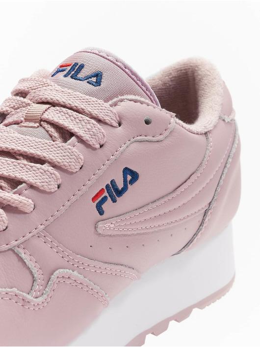 FILA Sneakers Heritage Orbit Zeppa fioletowy