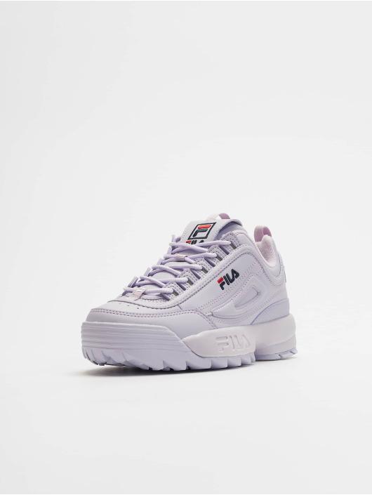 FILA Sneakers Heritage Disruptor fioletowy