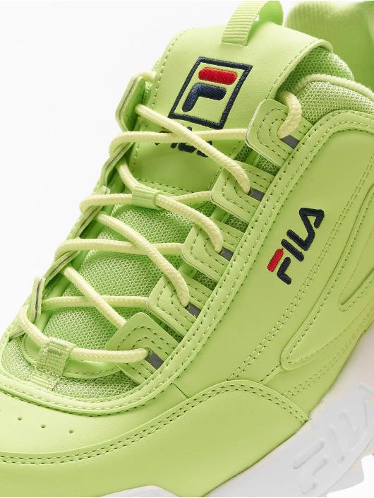 FILA Sneakers Disruptor Low green