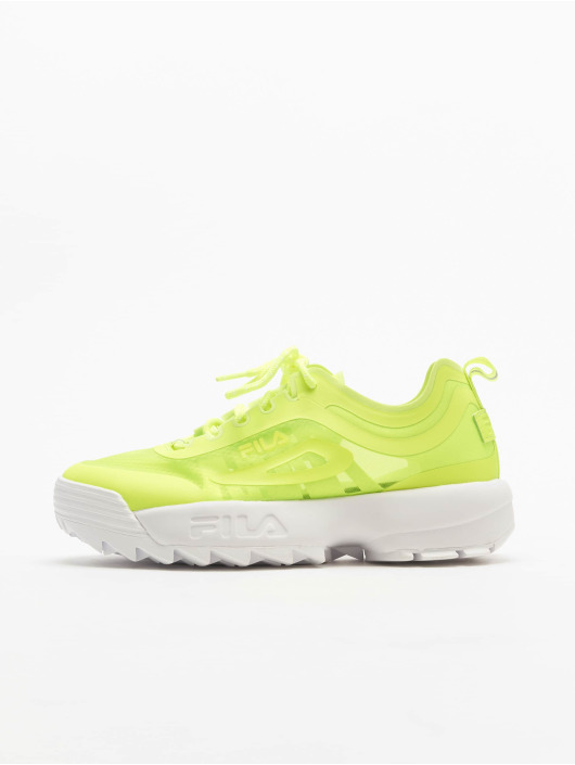 FILA Sneakers Heritage Disruptor Run green